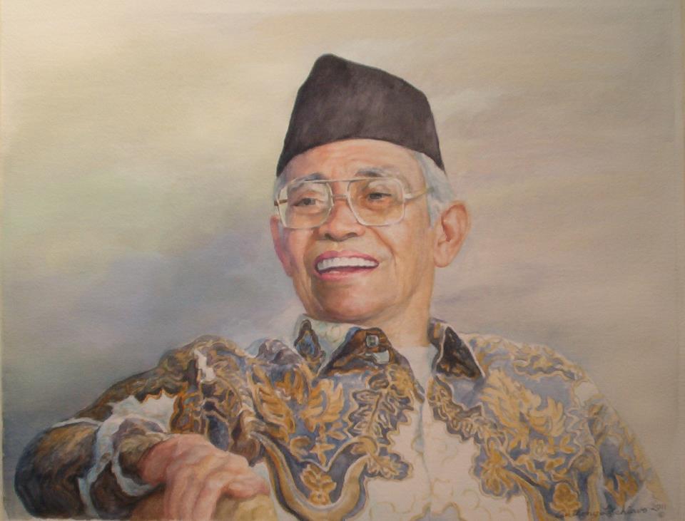 Bapak Portrait