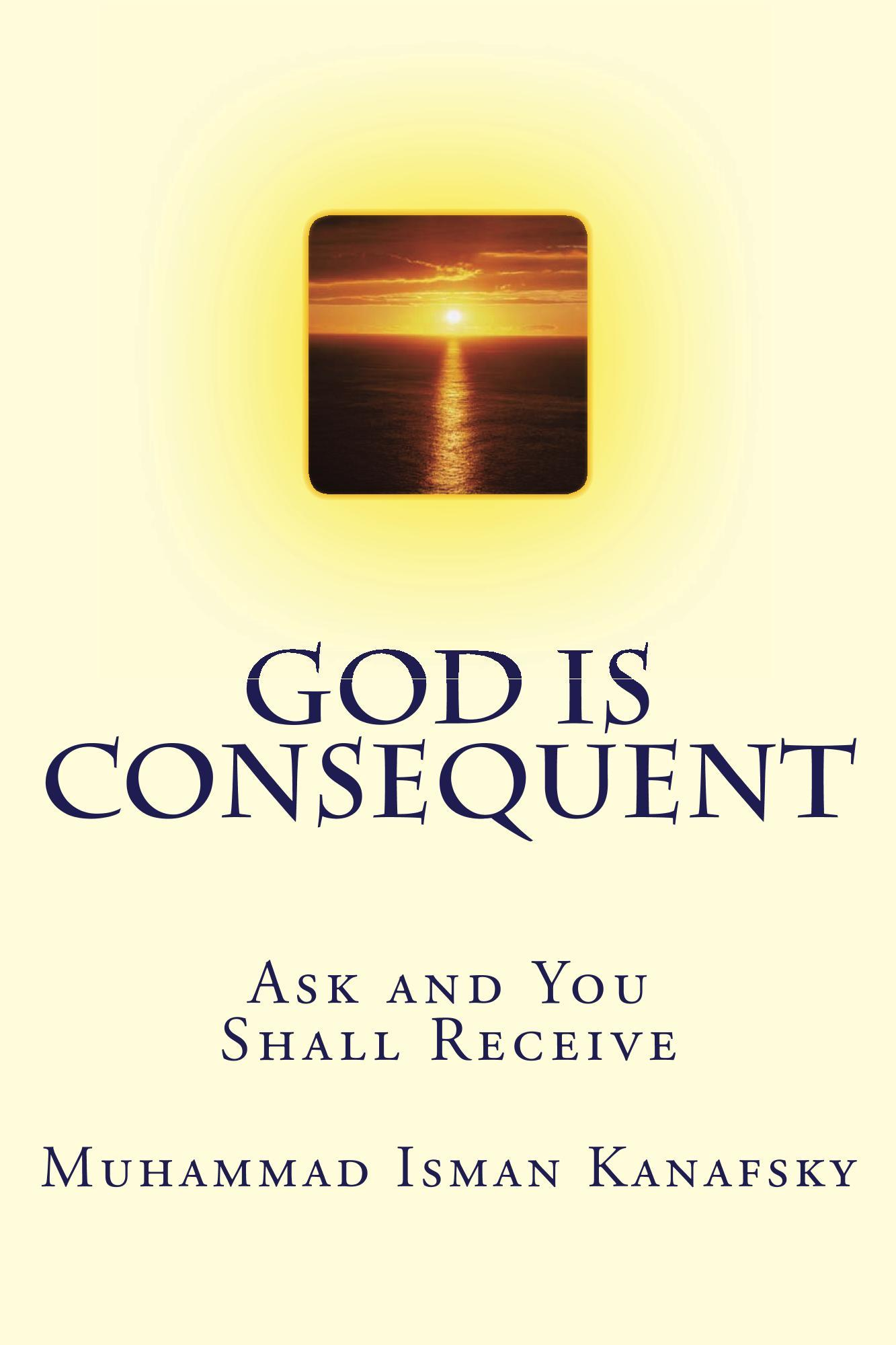 God Is Consequent book cover