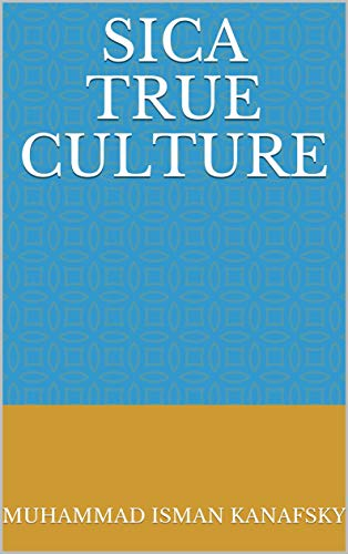 SICA TRUE CULTURE book cover