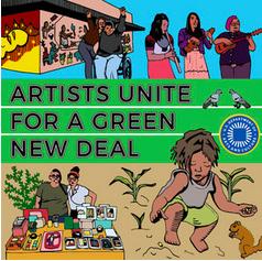 Artists Green New Deal