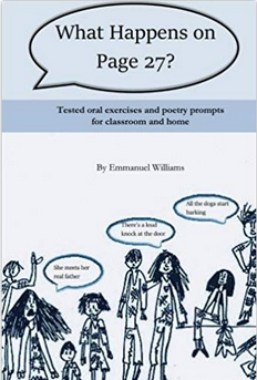 What happens on page 27? book by Emmanual Williams